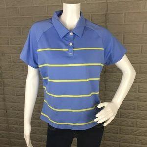 Nike Golf Dri Fit Polo Shirt Athletic Sports Top